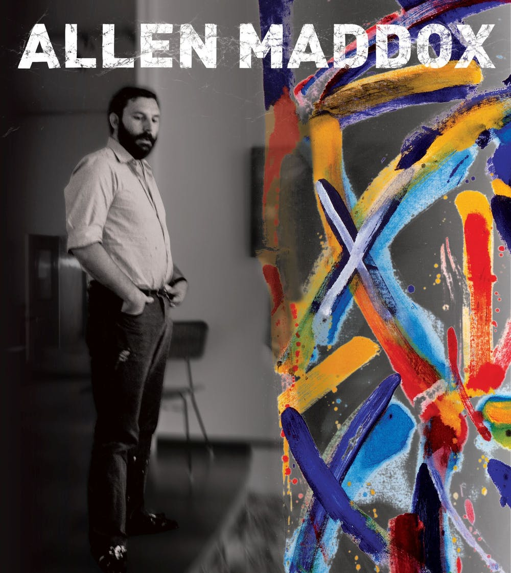 Allen Maddox Cover web