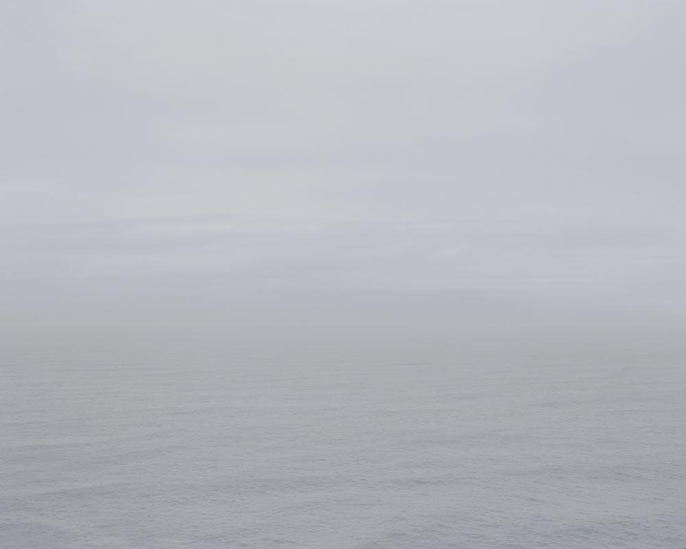 Harry Culy Seascape misty grey 2018