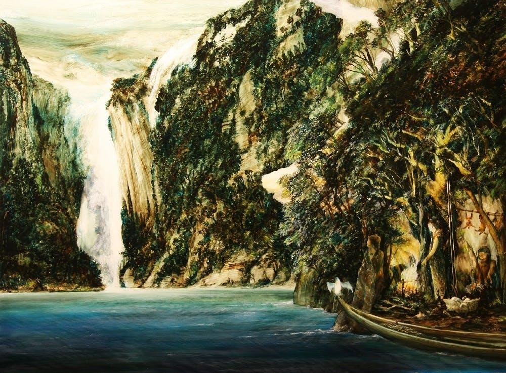John Walsh Not Lost in Fiordland