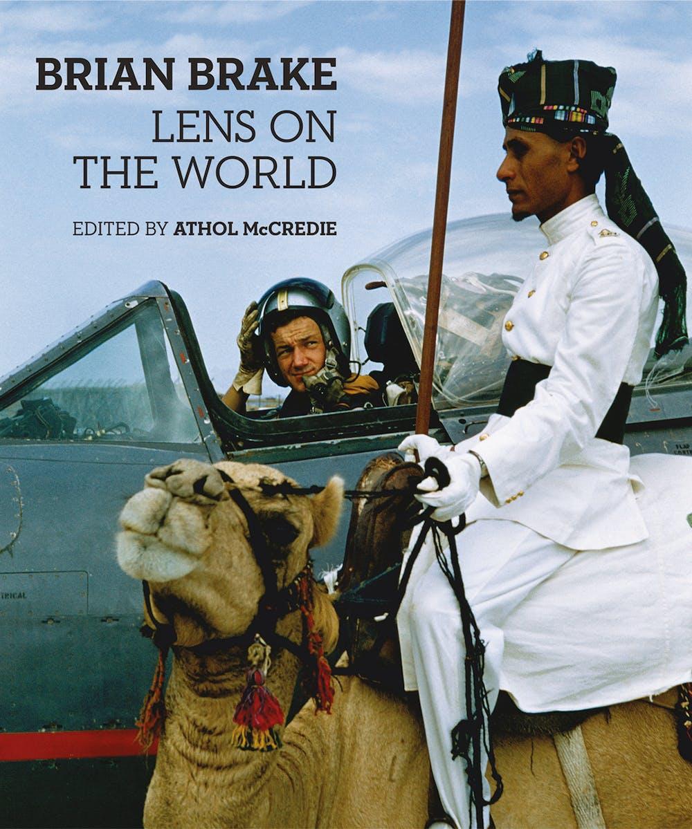 Te Papa Press Brian Brake cover art