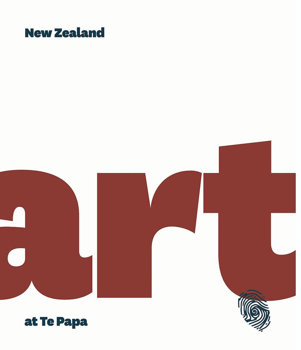 Te Papa Press New Zealand Art cover art