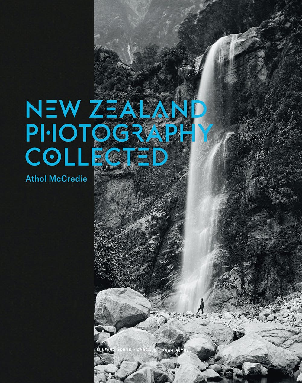 Te Papa Press New Zealand Photography Collected cover art