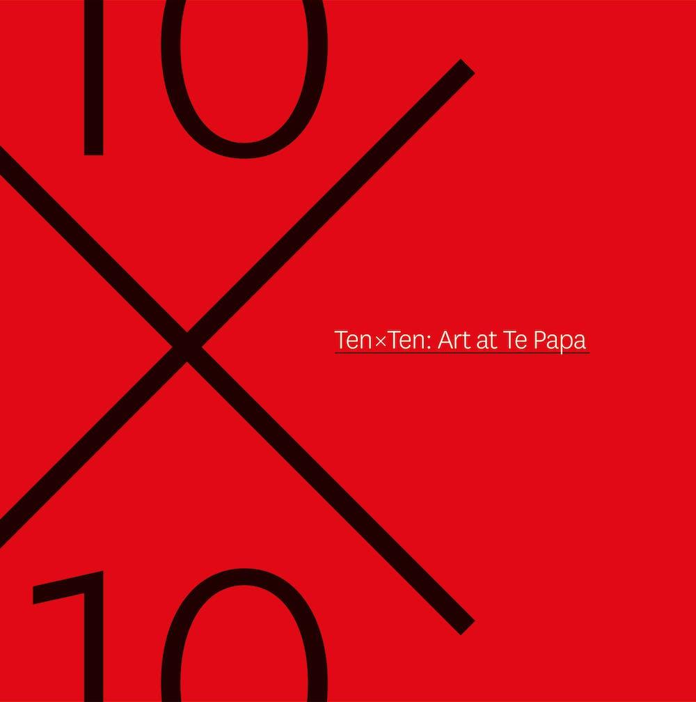Te Papa Press Ten x Ten cover art